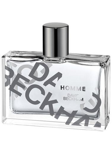 David Beckham Homme EDT 75 ml Erkek Parfüm Renksiz